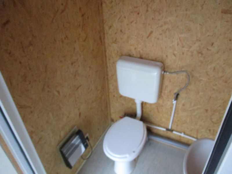 Kontormodul med 2 rum & toilet / Office module with 2 rooms & toilet - 8