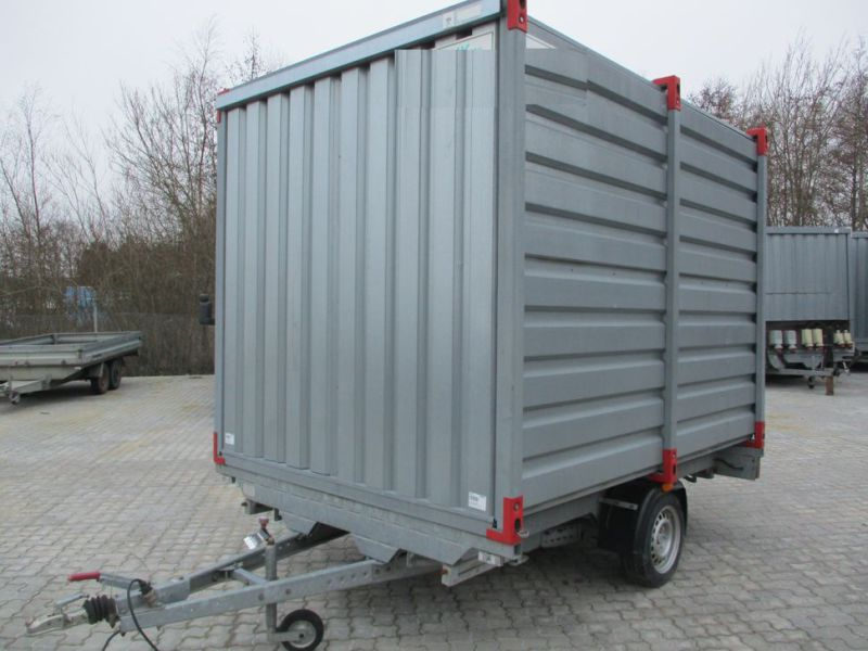 MATERIALECONTAINER på Trailer / MATERIAL CONTAINER on Trailer - 0
