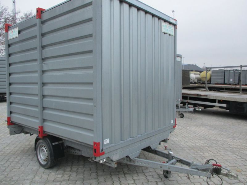 MATERIALECONTAINER på Trailer / MATERIAL CONTAINER on Trailer - 6