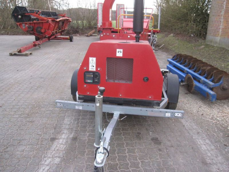 BERNARDS RCG20 Flishugger / Wood Chipper - 6