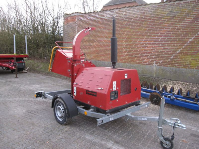 BERNARDS RCG20 Flishugger / Wood Chipper - 7