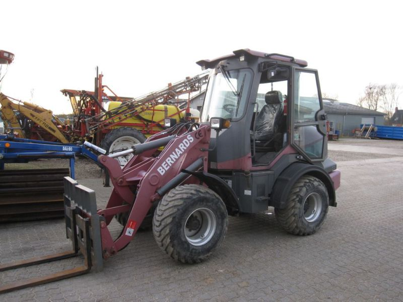 Bernards W1600C Minilæsser / Wheel Loader - 1