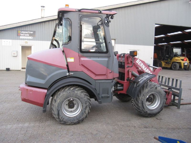 Bernards W1600C Minilæsser / Wheel Loader - 5