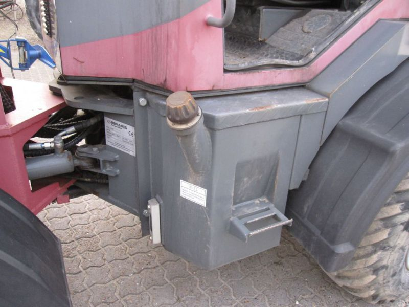 Bernards W1600C Minilæsser / Wheel Loader - 13