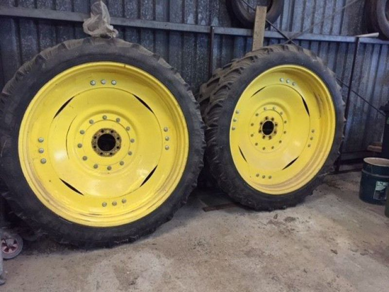 Spøjte hjul / Wheels for sprayer - 0