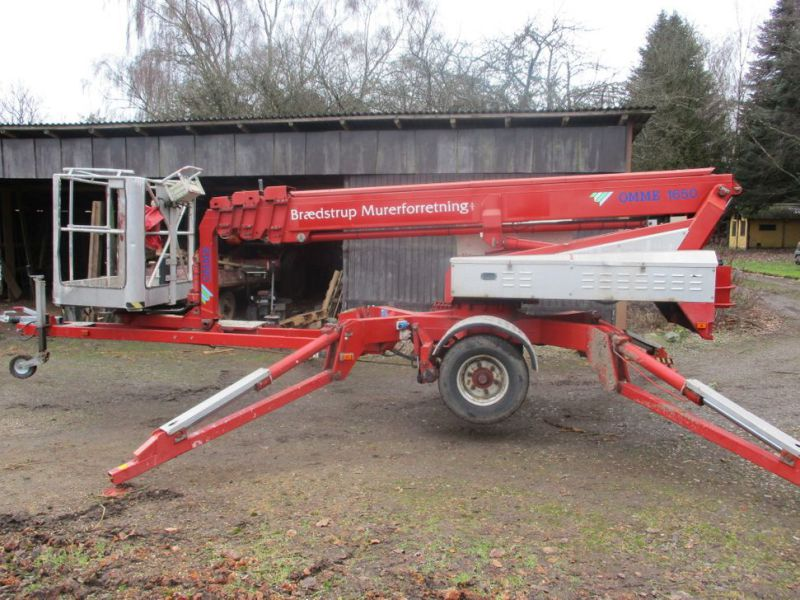 Omme trailerlift 16,5 meter - 1
