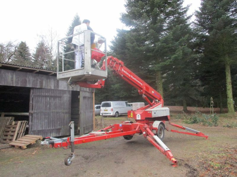 Omme trailerlift 16,5 meter - 2