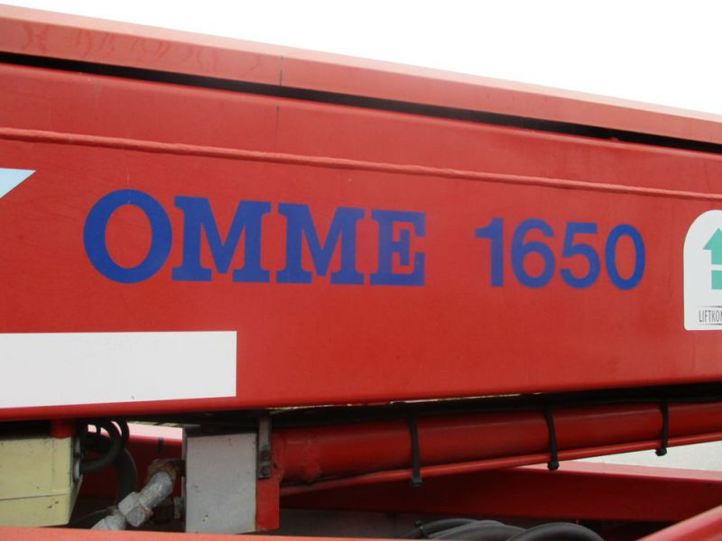 Omme trailerlift 16,5 meter - 26