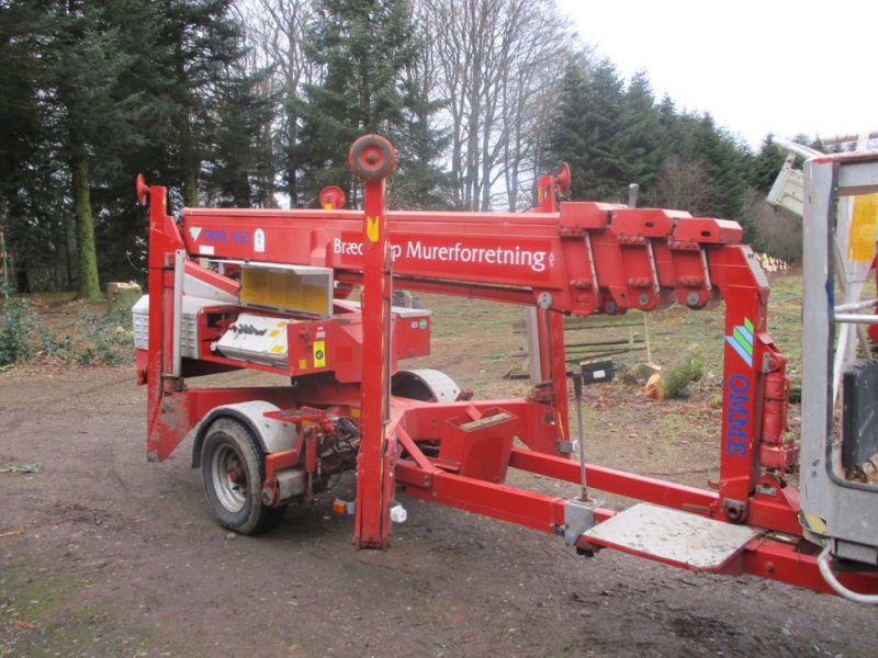 Omme trailerlift 16,5 meter - 27