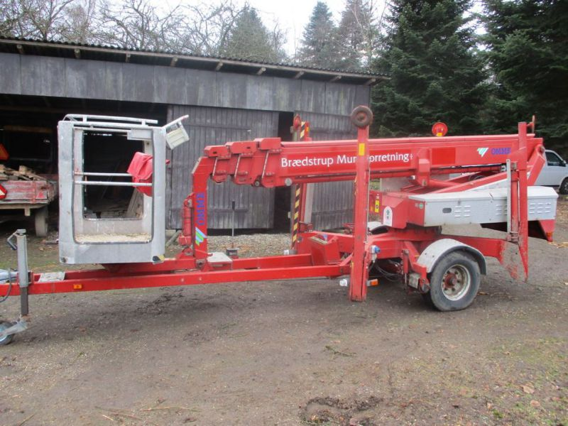 Omme trailerlift 16,5 meter - 29