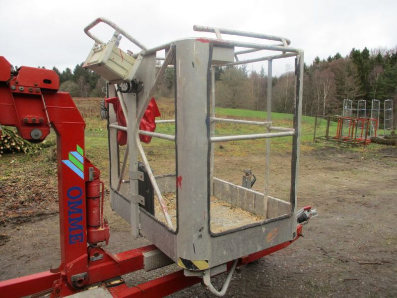 Omme trailerlift 16,5 meter - 35