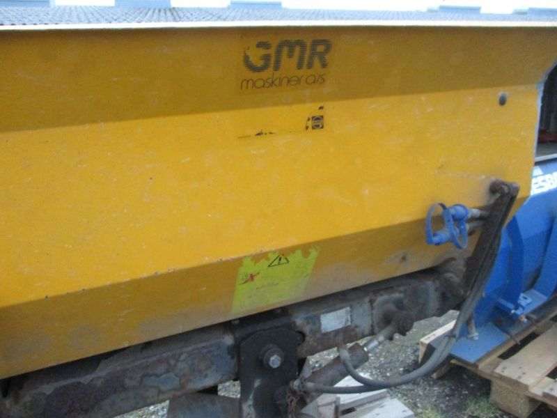 Sneplov Nesbo RS 1500, Kost GMR 130 cm / Snow plow and sweeper - 13
