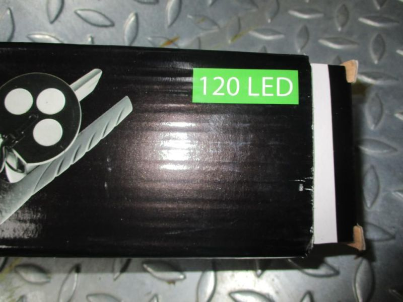 10 X LED arbejdslygter 120 LED (NYE) / LED Working light - 9
