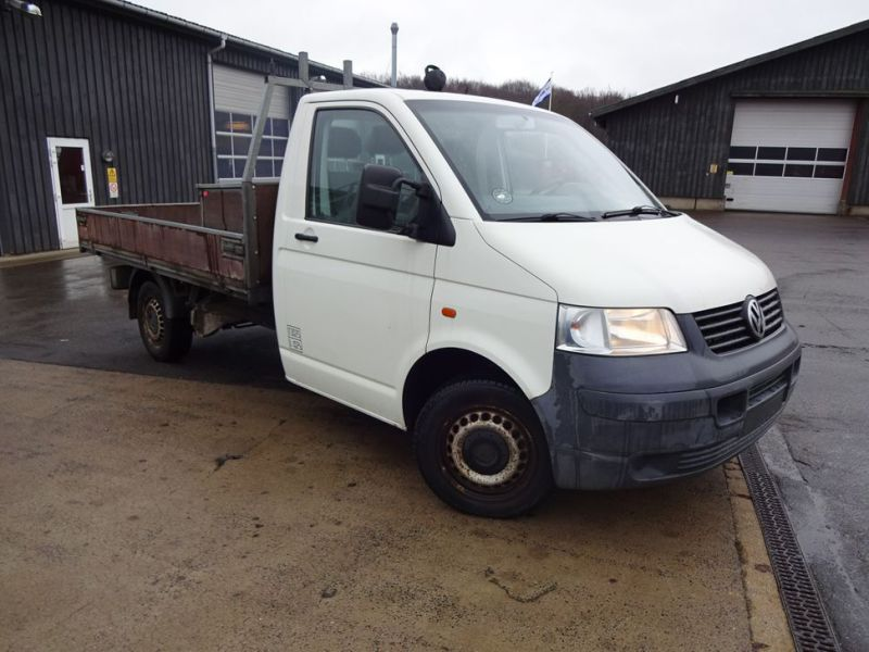 VW Transporter Pick-up 1,9 TDI van - 0