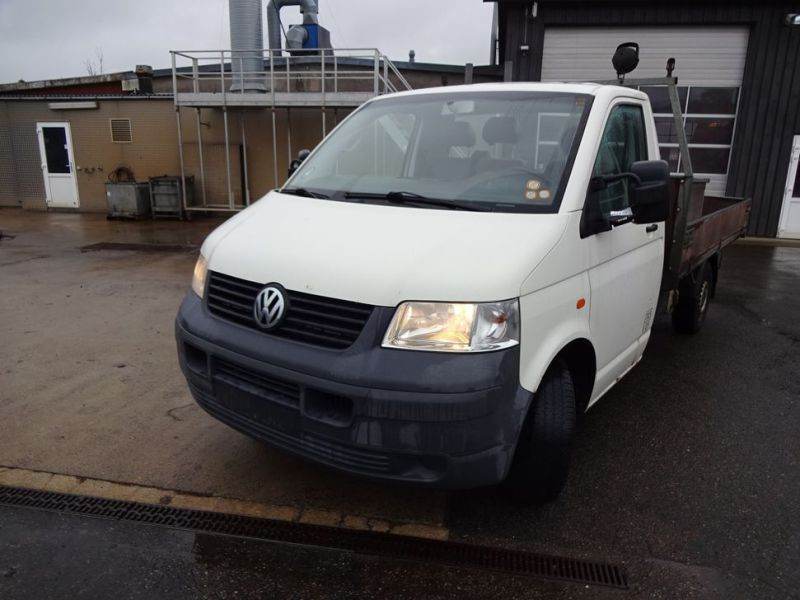 VW Transporter Pick-up 1,9 TDI van - 3