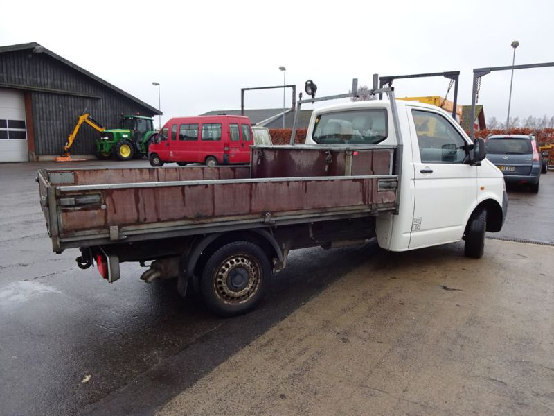VW Transporter Pick-up 1,9 TDI van - 5