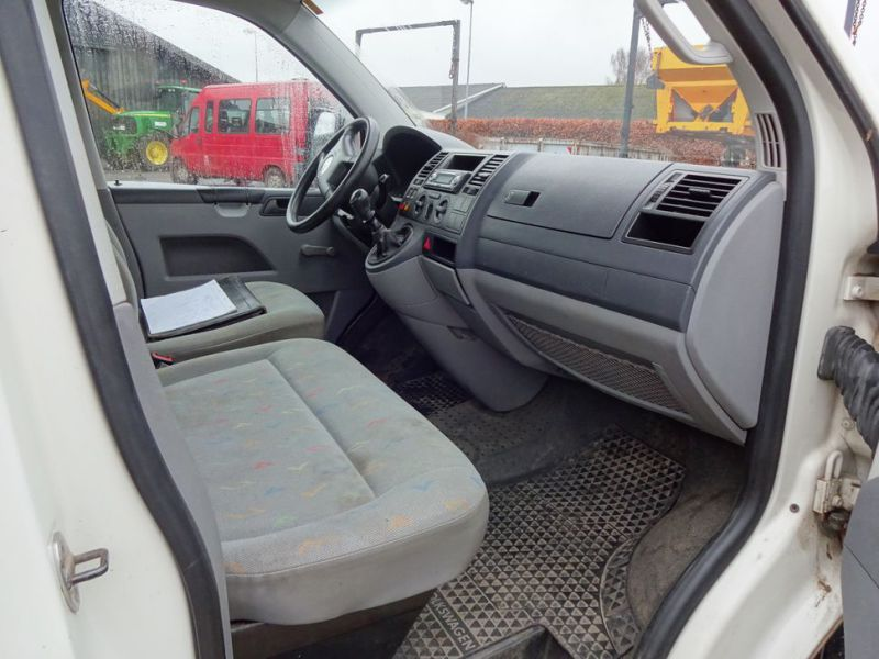 VW Transporter Pick-up 1,9 TDI van - 16