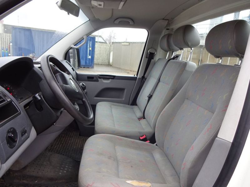 VW Transporter Pick-up 1,9 TDI van - 20