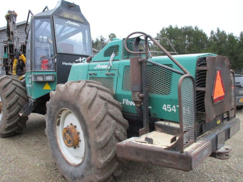 Silvatec TH454 Skovningsmaskine / Forestry Harvester - 10