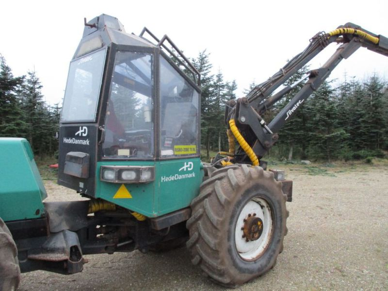 Silvatec TH454 Skovningsmaskine / Forestry Harvester - 13