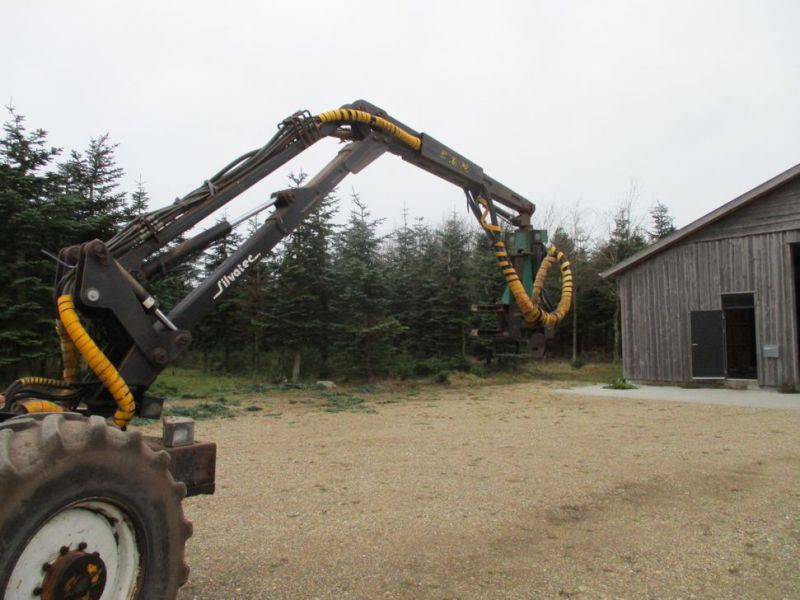 Silvatec TH454 Skovningsmaskine / Forestry Harvester - 14