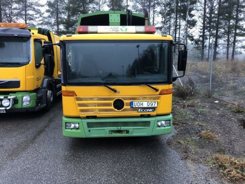 Mercedes- Benz1828GLL Sopbil/Garbage truck - 1