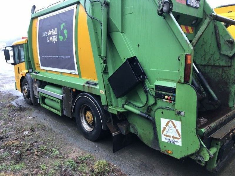 Mercedes- Benz1828GLL Sopbil/Garbage truck - 3