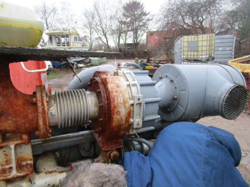 Orman motor med generator / Orman engine with generator - 6