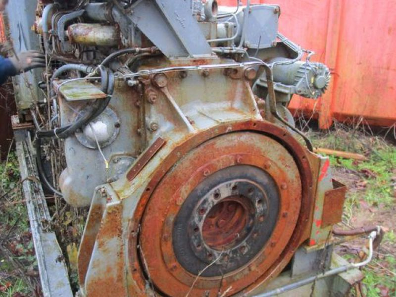 Orman motor med generator / Orman engine with generator - 7