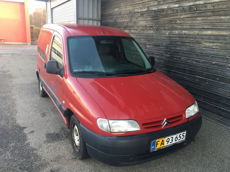 Citroen Berlingo 1,9D Van - 2