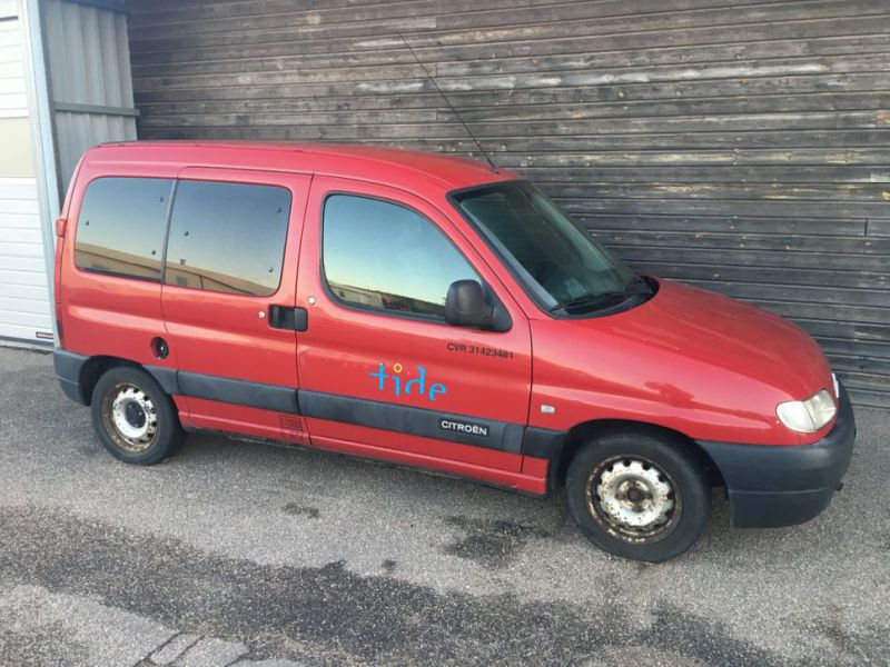 Citroen Berlingo 1,9D Van - 3