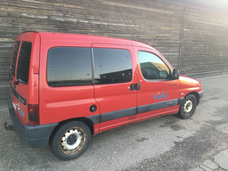 Citroen Berlingo 1,9D Van - 4