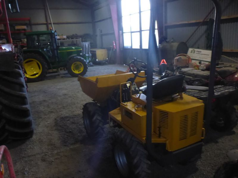 Lifton loadstar dumper - 2