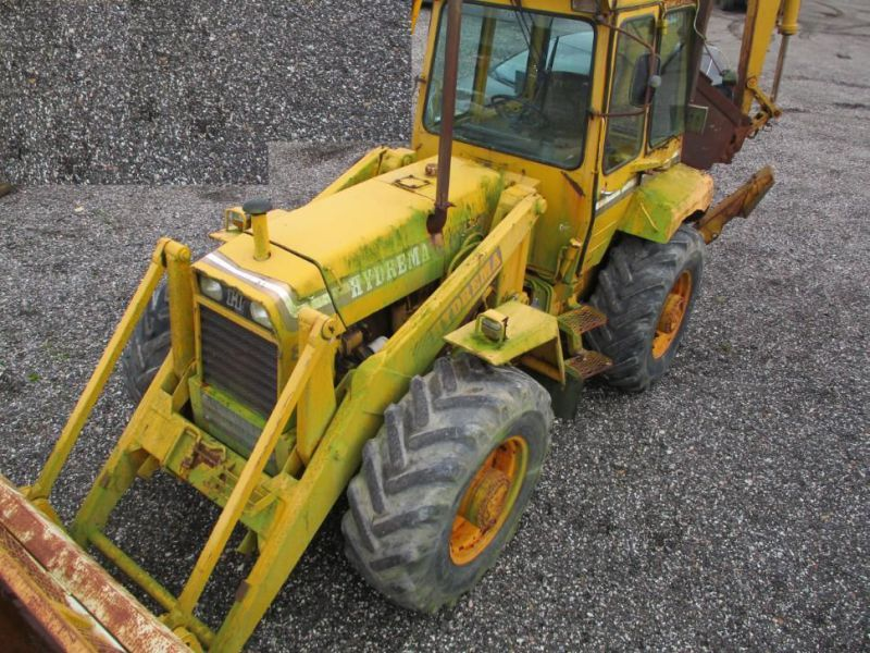 Hydrema 805 Rendegraver / Backhoe - 3