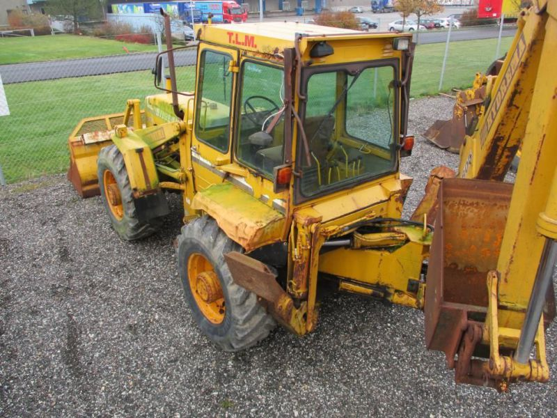 Hydrema 805 Rendegraver / Backhoe - 5