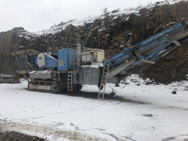 Sandvik CM1208 F Förkross/Mobile crusher - 0