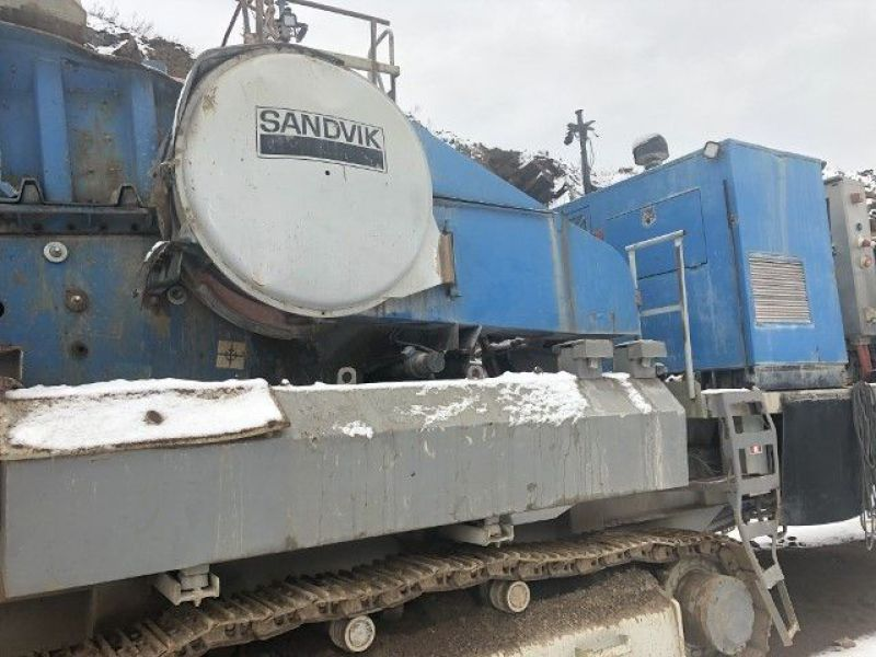 Sandvik CM1208 F Förkross/Mobile crusher - 14