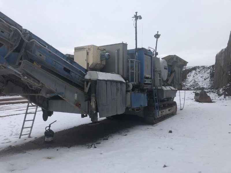 Sandvik CM1208 F Förkross/Mobile crusher - 16