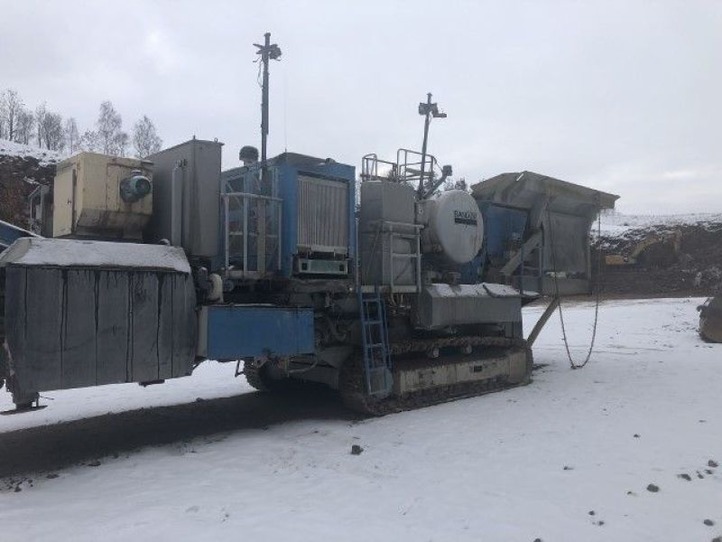 Sandvik CM1208 F Förkross/Mobile crusher - 17