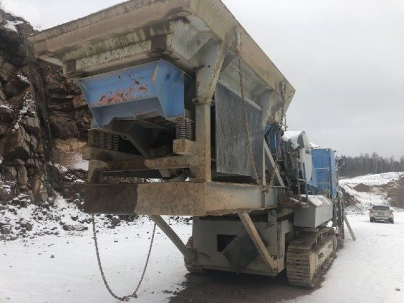 Sandvik CM1208 F Förkross/Mobile crusher - 19