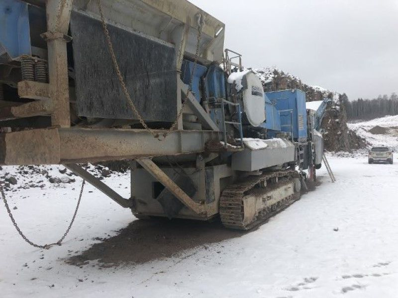 Sandvik CM1208 F Förkross/Mobile crusher - 20