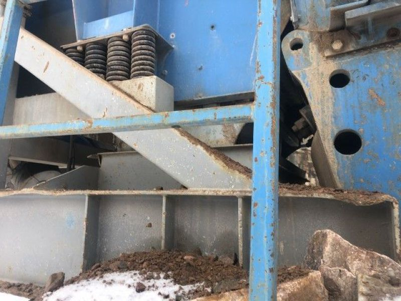 Sandvik CM1208 F Förkross/Mobile crusher - 40