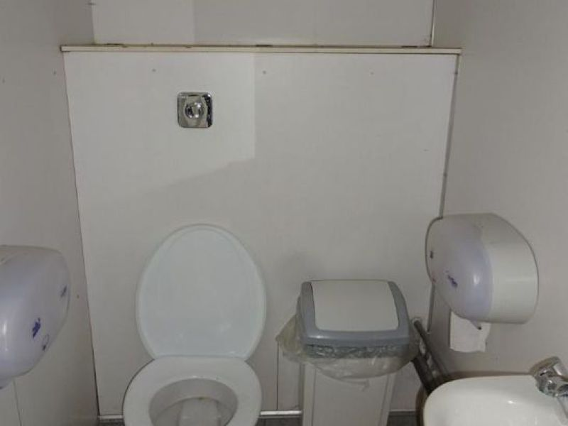 Toilet container - 25