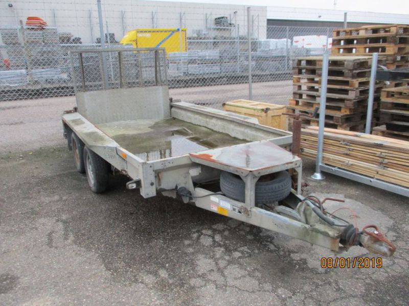 Trailer Williams 2700 kg  - 0