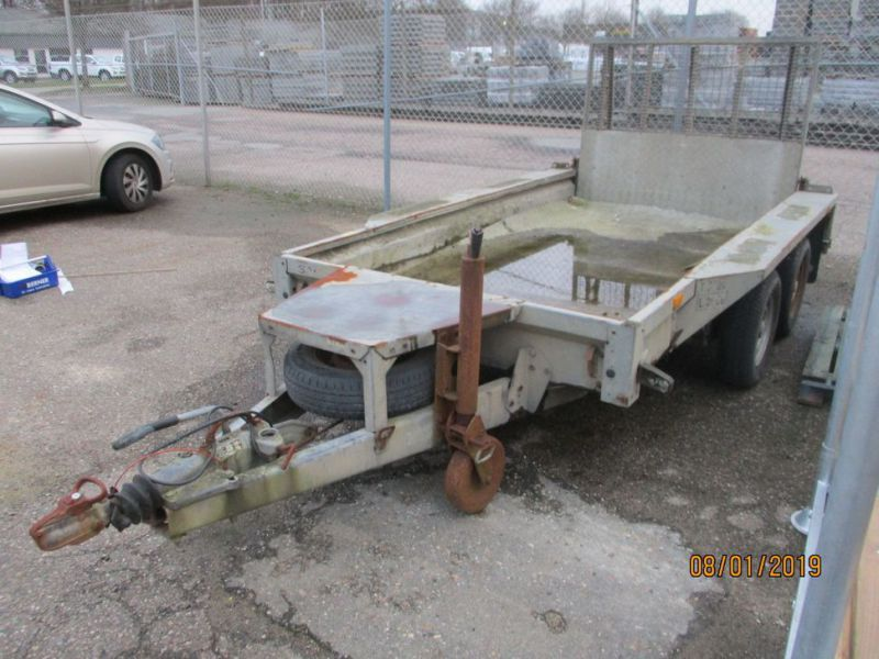 Trailer Williams 2700 kg  - 2