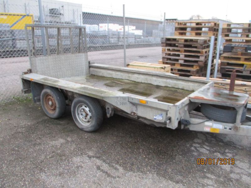 Trailer Williams 2700 kg  - 3