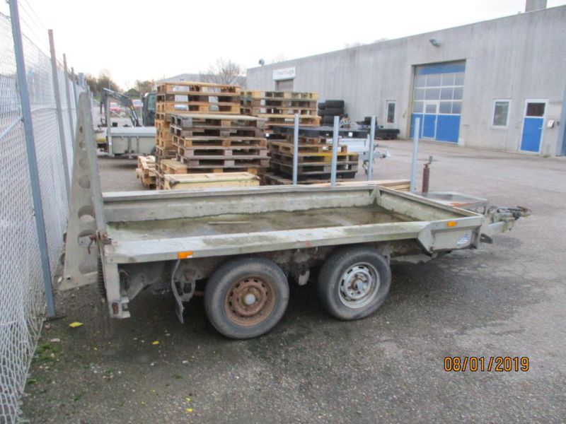 Trailer Williams 2700 kg  - 4
