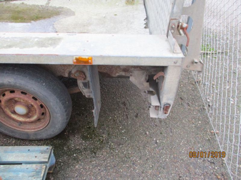 Trailer Williams 2700 kg  - 12