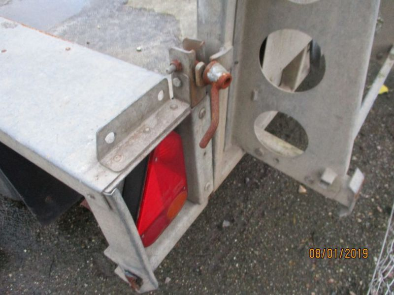 Trailer Williams 2700 kg  - 15