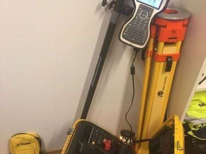 "Totalstation / Total Station Trimble S6 2"" DR PLUS  - 0"